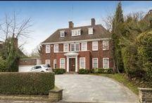 Luxury properties in UK / Beautiful luxurious properties for rent in UK