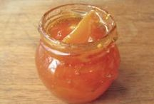Marmalades, Jams and Jelly and nut butters / Sweet goodness in a jar