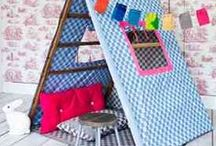 Playroom & HangOut Rooms / by Design Dazzle