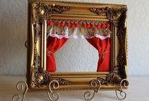 Crafty ideas - Frames