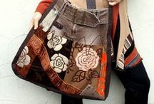 Crafty ideas - Purses / Bags, purses, totes, clutches and all in between