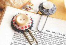 Crafty ideas - Bookmarks