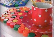 Crafty ideas - Coasters
