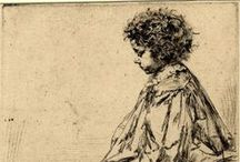 The Sketchbook / Drawings by the masters.