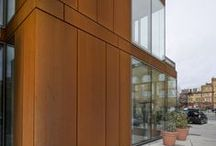 Corten Steel / Be inspired by a range of our corten projects from across the UK & Ireland.