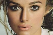 Style- Pretty Face / Makeup inspiration - tutorials and pictures of pretty faces