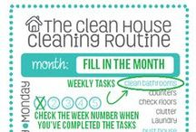 Life - Cleaning & Organizing / Tricks to help you convince people your organized...