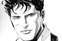 Dediche / Comics