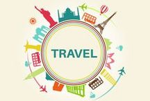 Travel / Traveling is also a food for our soul, it nourishes your well-being, may it be traveling with kids or girlfriend getaways.