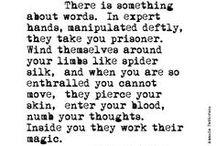 I Love Words / by Christen Weaver
