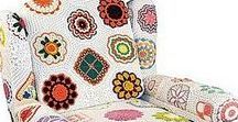 Recycled Crochet Lace Designs / A collection of creative uses for vintage crochet doilies and lace.