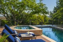 Swimming Pools / Get inspired by really unique and beautiful swimming pool designs. Everything ranging from traditional to contemporary, natural to high tech, and everything in between and beyond.