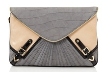 Bags & Clutches / by Betty Kunath