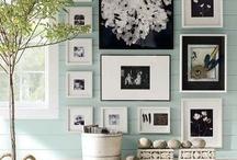 Home: Photo Frames & Wall Displays!