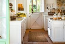 Decor - Kitchen & Dining / Beautiful kitchens I want to cook in