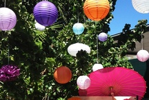 Kids' Parties, Decorations & Ideas / Children's birthday party inspiration, lights, decorations, gifts, food and more.