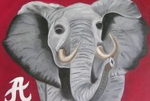 Bama Art / by Leigh Crocker