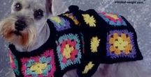 Pet Crochet Patterns (Dog and Cat) / A collection of crochet patterns for your fur babies from Maggie's Crochet.