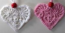 Valentine's Day Holiday Crochet Patterns / A collection of Valentine's Day  themed crochet patterns from Maggie's Crochet, along with some of our favorite recipes and other great crafts!