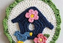 Easter Holiday Crochet Patterns / A collection of Easter and Spring crochet patterns from Maggie's Crochet, along with some of our favorite recipes and other fun crafts!