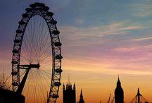 Eyes on the British Isles / by Cindy Lockett