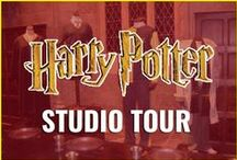 The Harry Potter Studio Tour / If you're traveling to London, set out time to visit the Harry Potter Studio Tour. Here are some of the things that you'll see along the way.