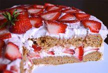 Paleo Desserts / by Kristin Yates