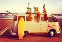 So fun surfing party