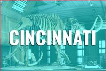 Cincinnati / Here are some things to do in Cincinnati (Especially for Families)