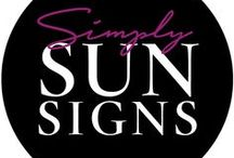 Blog Posts by SSS / An Up To Date Board of all of Simply Sun Sign's Daily Posts.  http://www.simplysunsigns.com/