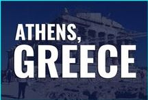 Athens, Greece / Get to see the marvelous wonders and experience history when you travel to Athens with Mom's Guide To Travel. http://momsguidetotravel.com