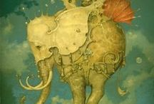 Effalumps / All kinds of elephants / by Jacqueline Davidson