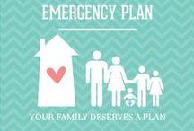 Emergency Preparedness / by Stephanie Smith Oudin