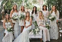 BRAUTJUNGFERN UND HOCHZEITSGÄSTE / Welche Looks kann ich als Brautjungfer oder Gast auf einer Hochzeit tragen? Welche Silhouetten schmeicheln meiner Figur? Welche Farben sind die richtige Wahl um der Braut nicht die Show zu stehlen?