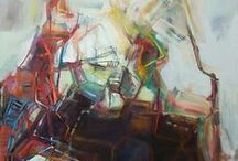 art :: abstract / by Heather Gerni