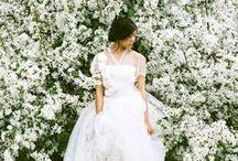 FLORAL WEDDING / Inspirationen für FLORALE Hochzeitstrends und Dekorationsideen.