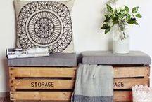 DIY / Tolle Do It Yourself Ideen und Inspirationen für Dein Zuhause