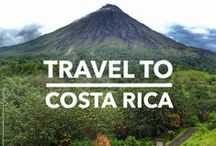 Travel to Costa Rica / Are you looking for things to do in Costa Rica or need ideas on where to stay in Costa Rica? Here you can find ideas for hotels in Costa Rica, hot springs, the Costa Rican rainforest and tours.