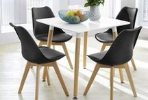 """Skandinavische Möbel / Gradliniges Design, samtige Hölzer, leichte Farben und hohe Funktionalität zeichnen den skandinavischen Einrichtungsstil aus. Ganz nach dem Motto """"Keep it simple""""."""