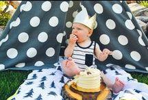 Leo 1st Birthday