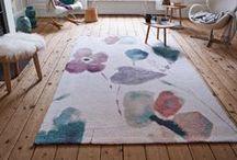 Teppiche/ Inspiration / Teppiche in den Wohnräumen können viel bewirken!