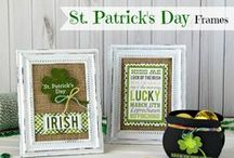 St. Patrick's Day / Celebrate St. Patrick's Day with inspirational projects for decorating and more. TAG your projects with #decoartprojects for a chance to be featured.