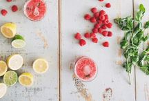 Recipes & Pretty Food/Drinks / by The Inspired Room