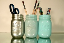 Fun Craft To Dos / Super fun and funky craft projects that I can do to keep my creativity going (in check, seriously, I love doing crafts!)
