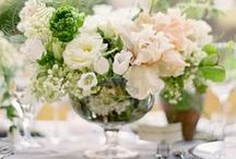 Tablescapes and centerpieces / by Connie Moore