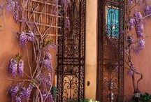 cool doorways