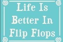 Flip flop season!