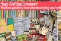 Giveaways-Theirs / Giveaways I have entered and you can too! Make sure to check end dates.