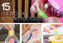 Activities for Toddlers / As a mom it's our job to make sure our kiddos get off to the best start in life, and to encourage a love for learning. I'm gathering up as many fun toddler activities as I can to make sure my kiddos have fun while they're learning. I'm adding pins all the time so follow the board to make sure you don't miss anything.  / by Clare Swindlehurst