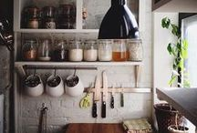 kitchen ideas / by Ashley M. | (never)homemaker